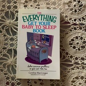 Everything Get Your Baby to Sleep Book Bra…